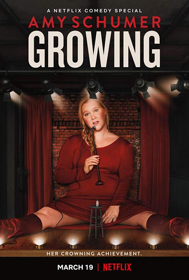 Эми Шумер: личный рост / Amy Schumer Growing (2019)